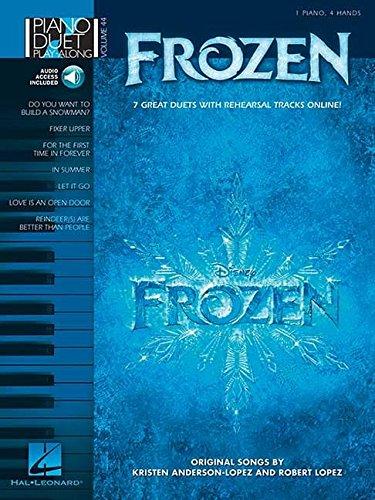 9781480391970: Frozen: Piano Duet Play-Along Volume 44