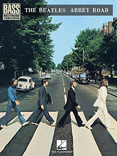 9781480391994: The Beatles - Abbey Road (Bass Recorded Versions)