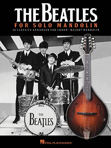 9781480393066: The Beatles For Solo Mandolin
