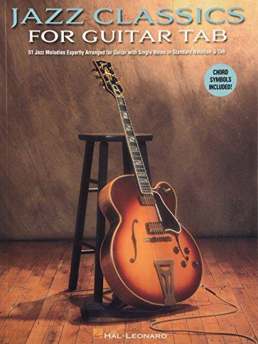 9781480394445: Jazz Classics For Guitar Tab