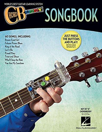 9781480394841: CHORDBUDDY GUITAR METHOD SONGBOOK GUITAR BOOK