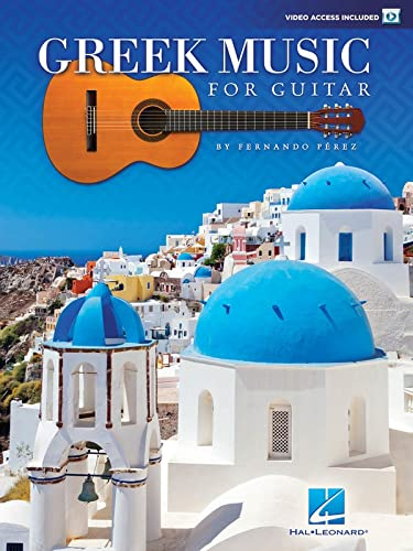 9781480395312: Greek Music for Guitar: Video Access Included!