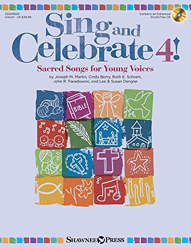 Sing and Celebrate: Sacred Songs for Young: Hal Leonard Publishing