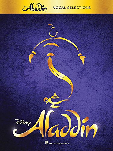 9781480396678: Aladdin Broadway Musical Vocal Selections