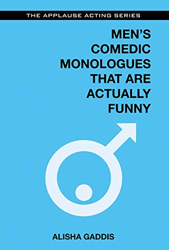 9781480396814: Men's Comedic Monologues That Are Actually Funny