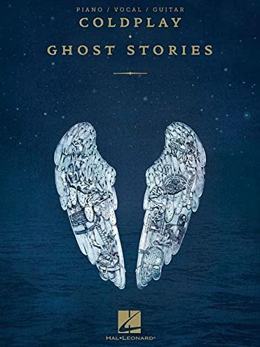 9781480396821: Coldplay - Ghost Stories
