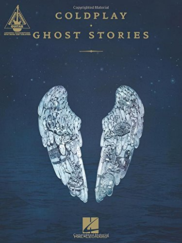 9781480396838: Coldplay: Ghost Stories (Guitar Recorded Version)