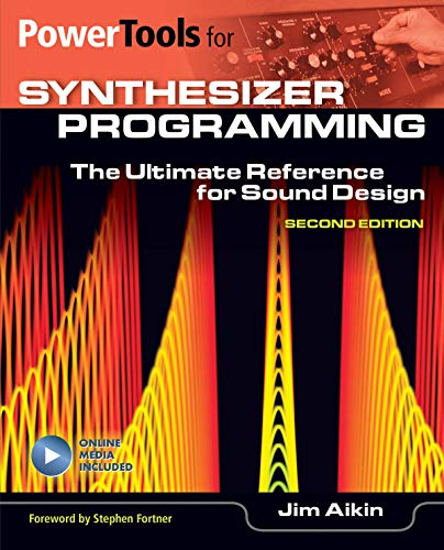 9781480397941: Power Tools for Synthesizer Programming: The Ultimate Reference for Sound Design