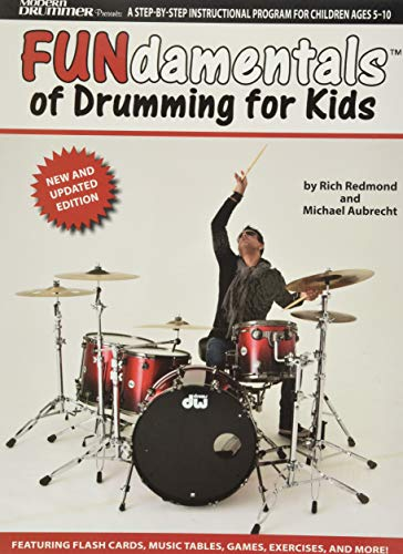 9781480398092: Modern Drummer Presents FUNdamentals(TM) of Drumming for Kids