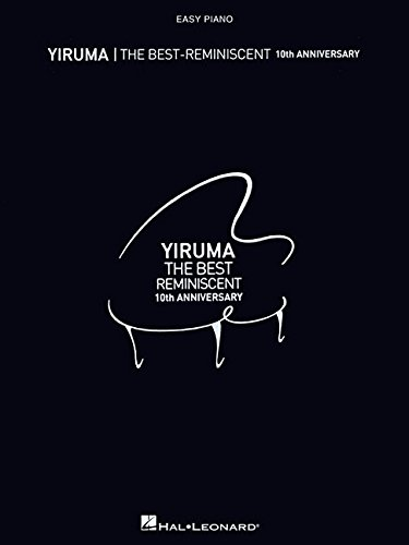 9781480398160: Yiruma: The Best - Reminiscent 10th Anniversary