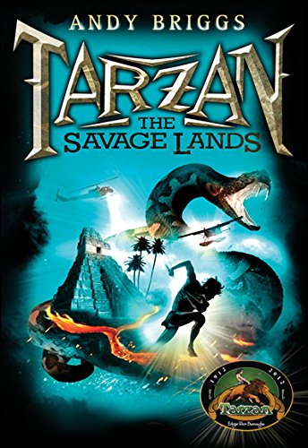 9781480479609: The Savage Lands (Tarzan)