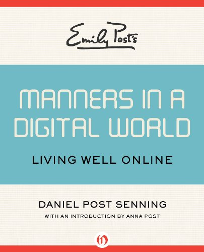 9781480480322: Emily Post's Manners in a Digital World
