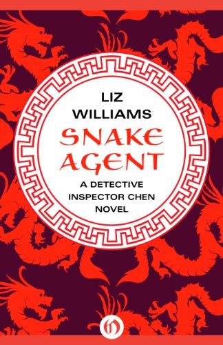 9781480481077: Snake Agent (Detective Inspector Chen Novels (Hardcover))