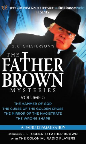 Father Brown Mysteries, The - The Hammer: Turner, J.T., The