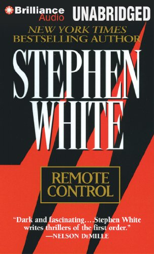 Remote Control (Alan Gregory Series) (1480506737) by White, Stephen