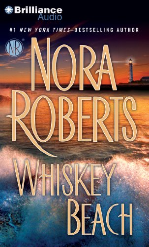 Whiskey Beach (1480506885) by Nora Roberts