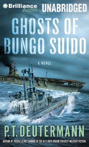 9781480507319: Ghosts of Bungo Suido