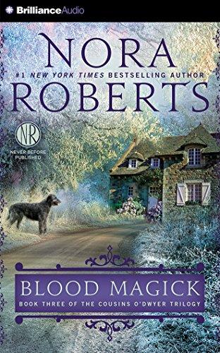 9781480511378: Blood Magick (The Cousins O'Dwyer Trilogy)