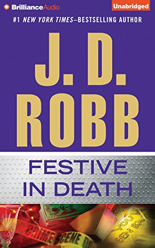 Festive in Death (In Death Series): J. D. Robb
