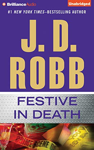 Festive in Death: J D Robb