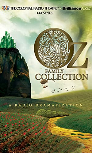 Oz Family Collection: The Wonderful Wizard of Oz, The Marvelous Land of Oz, Ozma of Oz, Dorothy and...