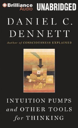 9781480512221: Intuition Pumps and Other Tools for Thinking