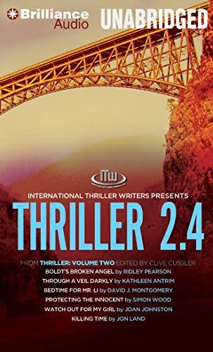 Thriller 2.4: Boldt s Broken Angel, Through: Ridley Pearson, Joan