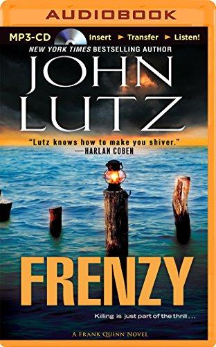 Frenzy (Frank Quinn): Lutz, John