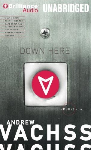 9781480514294: Down Here (Burke Series)