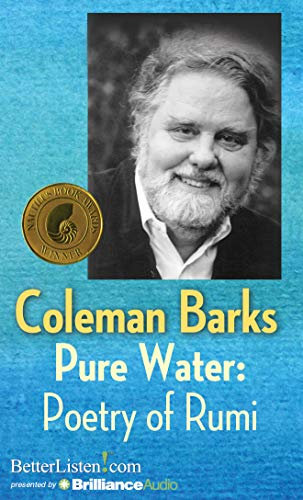 Pure Water: Poetry of Rumi (9781480514720) by Barks, Coleman