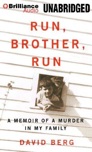 9781480515741: Run, Brother, Run: A Memoir of a Murder in My Family