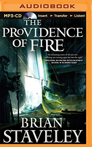 9781480517646: The Providence of Fire (The Chronicle of the Unhewn Throne)