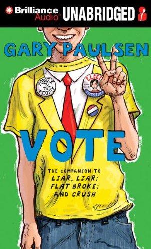 Vote (1480517798) by Paulsen, Gary