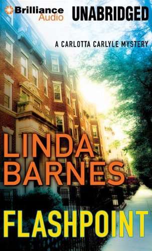 Flashpoint: A Carlotta Carlyle Novel (1480517801) by Barnes, Linda