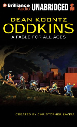 Oddkins: A Fable for All Ages: Koontz, Dean
