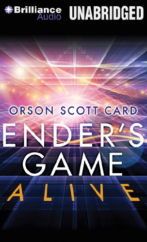 9781480523210: Ender's Game Alive: The Full-Cast Audioplay