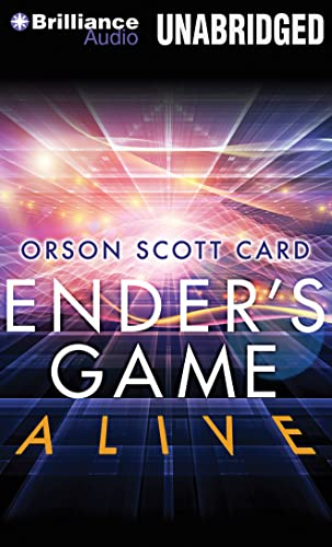 Alive: The Full-Cast Audioplay (Ender's Game): Card, Orson Scott