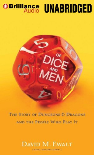 9781480524620: Of Dice and Men: The Story of Dungeons & Dragons and The People Who Play It