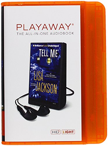 Tell Me (1480526789) by Lisa Jackson