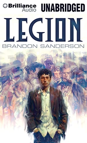 Legion: Sanderson, Brandon