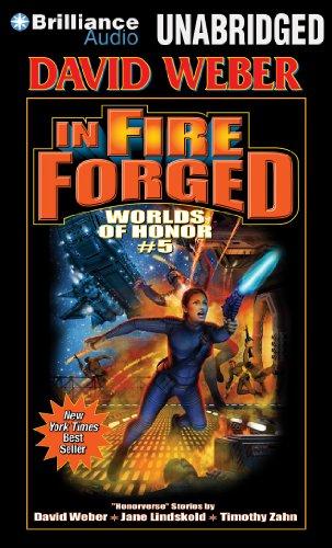 In Fire Forged: David Weber, Jane Lindskold, Timothy Zahn