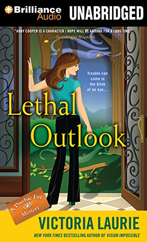 Lethal Outlook (Psychic Eye Mystery) (1480528099) by Victoria Laurie