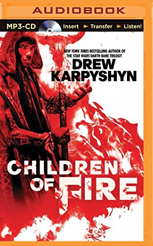 9781480531819: Children of Fire (The Chaos Born)