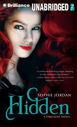 Hidden: A Firelight Novel: Jordan, Sophie