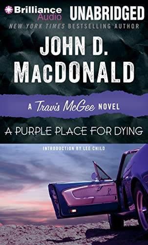 9781480532724: A Purple Place for Dying (Travis McGee Mysteries)