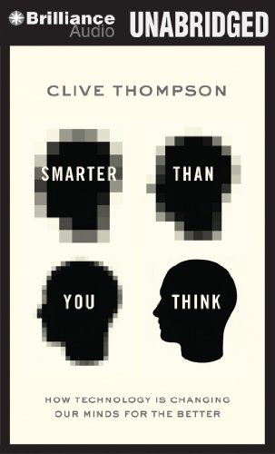 9781480535275: Smarter Than You Think: How Technology Is Changing Our Minds for the Better
