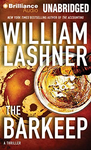 The Barkeep: William Lashner
