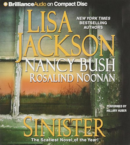 Sinister (1480538833) by Jackson, Lisa; Bush, Nancy; Noonan, Rosalind