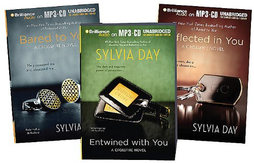 9781480539648: Sylvia Day Crossfire Series Boxed Set: Bared to You, Reflected in You, and Entwined with You