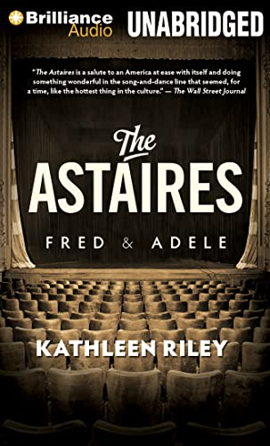 9781480539655: The Astaires: Fred & Adele